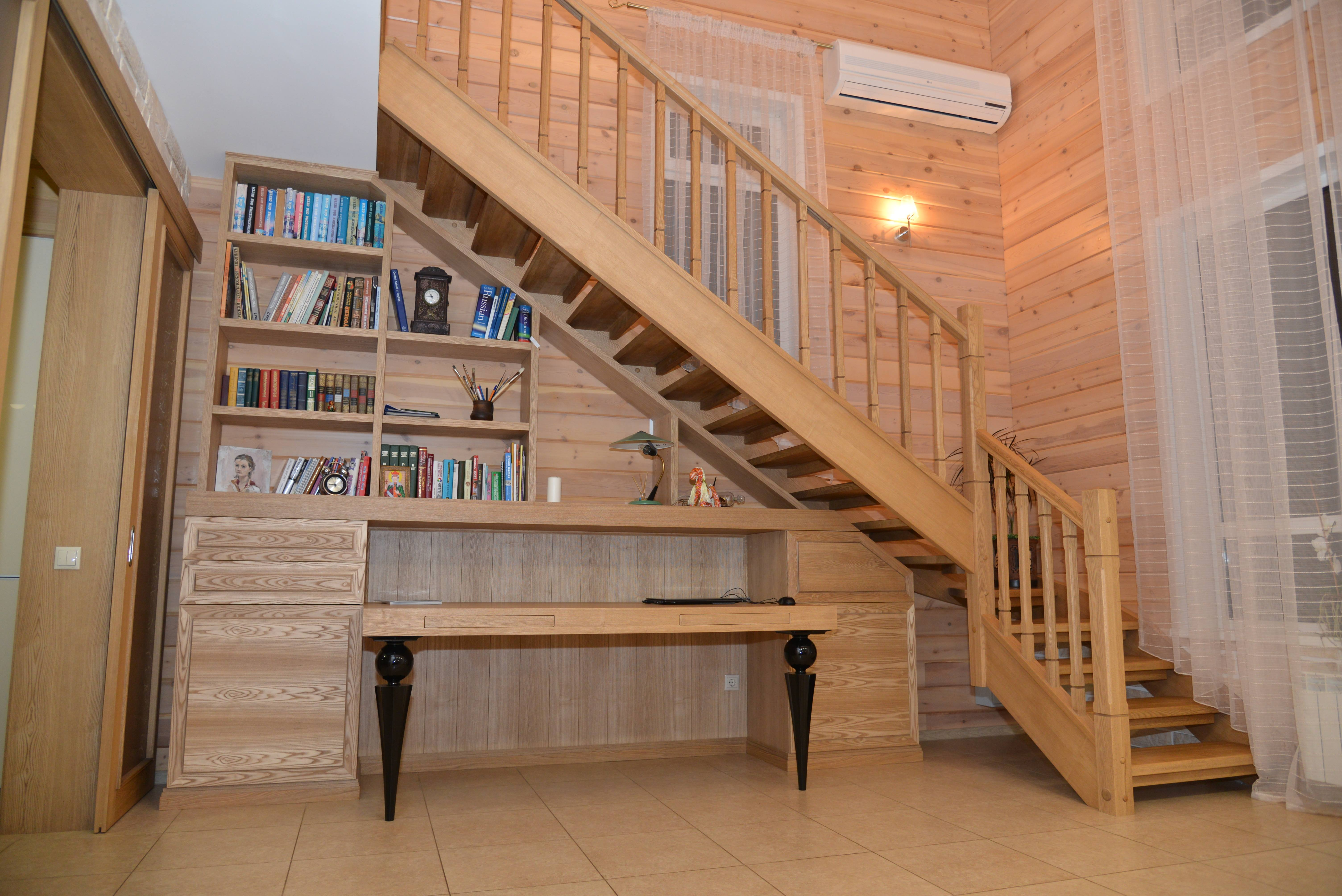 Пример лестницы под заказ