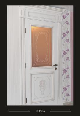 Дверь Ирида 5 деревянная